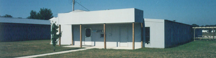 Coy Laboratory Products Ann Arbor Manufacturing Facility in 1978